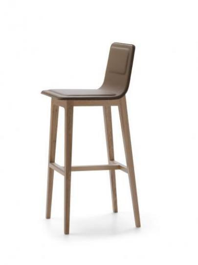 laia tabouret de bar dossier haut espace int rieur. Black Bedroom Furniture Sets. Home Design Ideas
