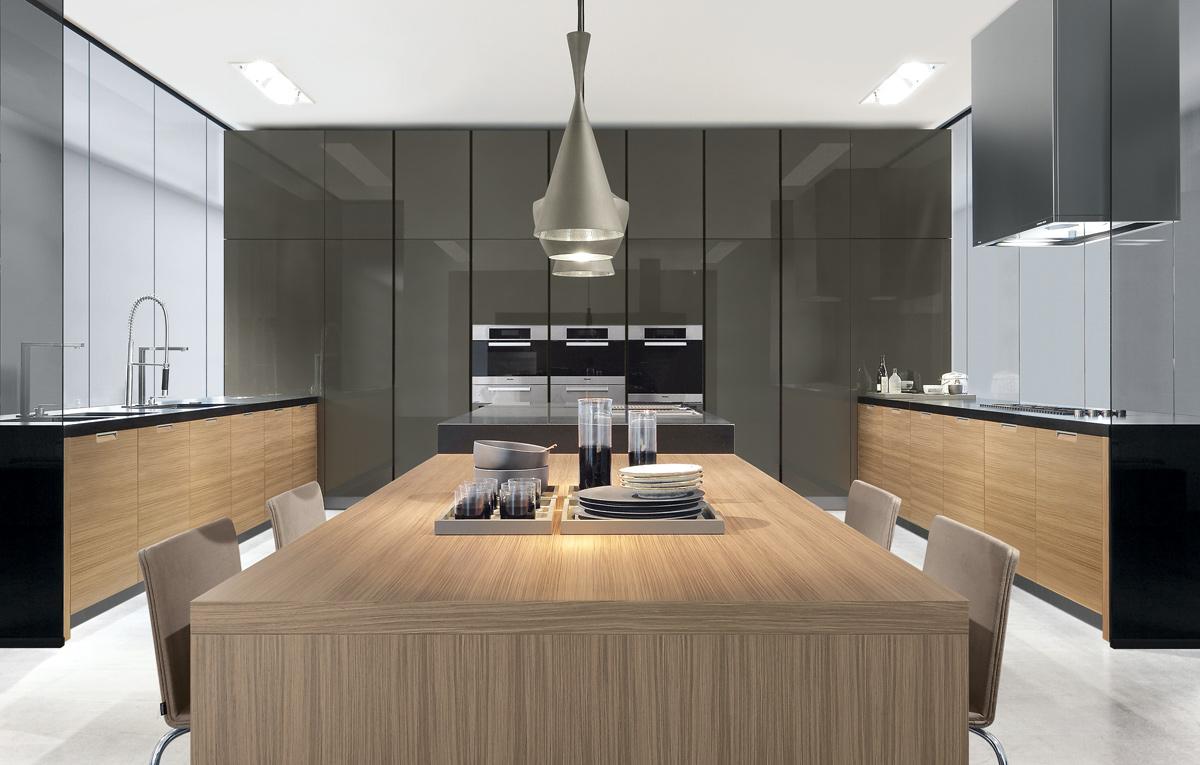 Minimal 2005 espace int rieur for Cocinas ultramodernas